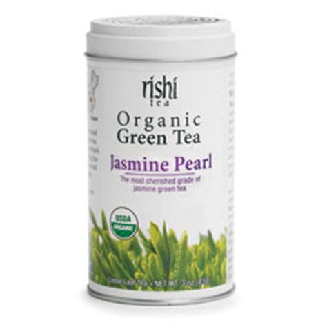 Rishi Detox Tea by Pearl Organic Green Tea Experience