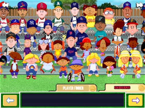 Backyard Baseball 2003 by Backyard Baseball 2003 Pc Eng Link