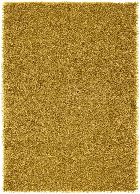 shag rizzy rugs kempton yellow polyester 12207
