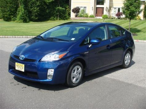 Toyota Prius Safety Rating Honda Insight And Toyota Prius Get Top Safety Ratings