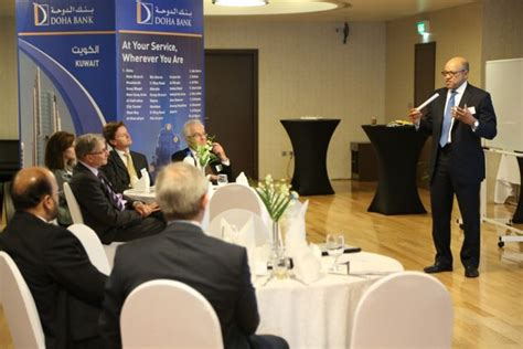 Georgetown Qatar Mba by Georgetown Msb Dean Offers Executives Insights Into