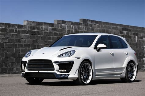 Lumma Design Strikes Again With Porsche Cayenne Rebody