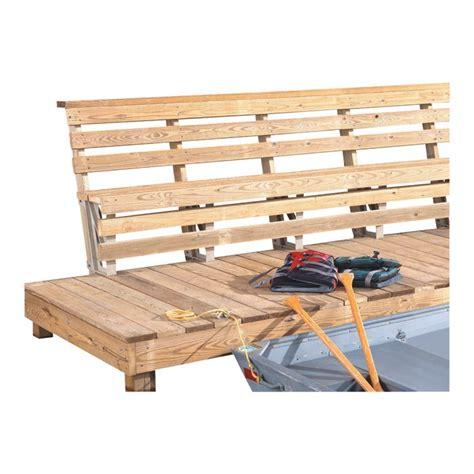 Deck Bench Bracket by 2x4 Basics Deck Bench Brackets Sand 2 Pk Model 90168