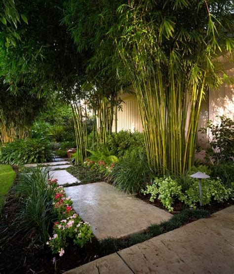 Evergreen Furniture by 70 Bamboo Garden Design Ideas How To Create A