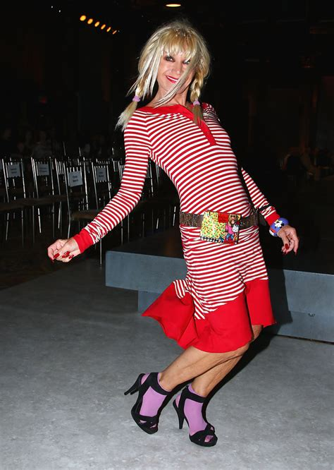 Style From Betsey Johnson And Couture by Betsey Johnson In Bravo S Quot The Fashion Show Quot Finale Zimbio
