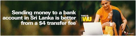 How To Make Money Online In Sri Lanka - send money to sri lanka western union online