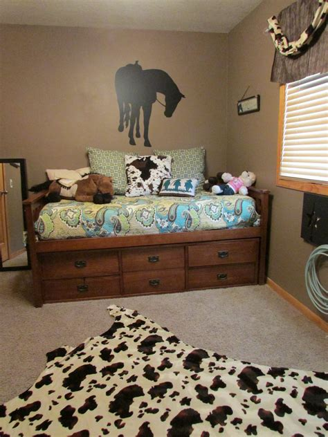 horse decorations for bedroom western teen horse decor stuff for a home pinterest