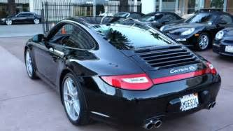 Porsche 4s 2010 2010 Porsche 911 4s Coupe Pdk Black On Black