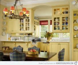 yellow kitchen decorating ideas 15 yellow modular kitchen ideas home design lover