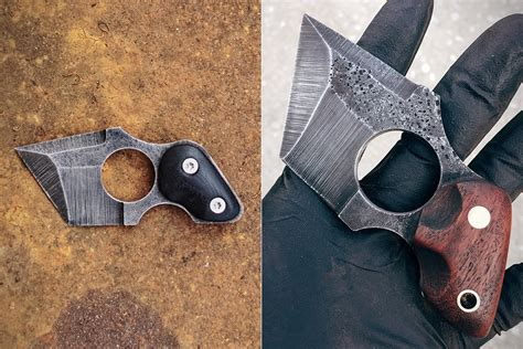 what is a tanto knife tanto punch knife by dg blade co hiconsumption