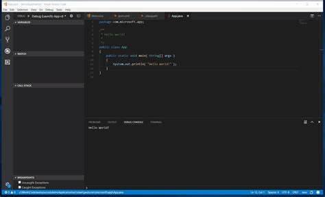 format file in visual studio code open sourcing the java debugger for visual studio code