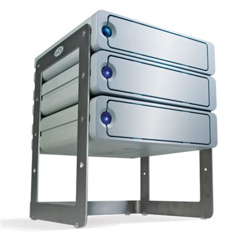 Rack For External Drives by D2 Quadra 301110u 500 Gb Esata
