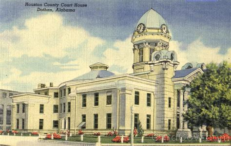 Houston County Court Search Houston County Court House Dothan Al