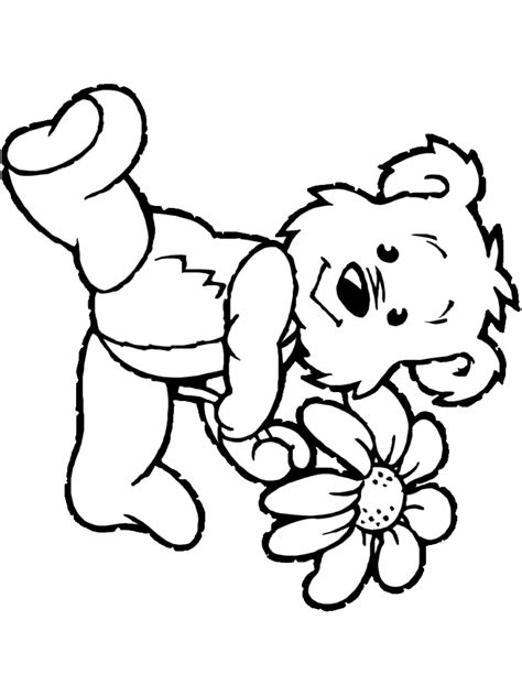 spring bear coloring pages coloring pages free coloring pages of spring bear spring