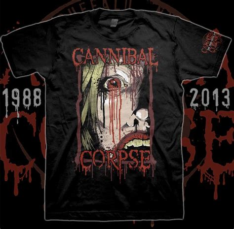 best of cannibal corpse 17 best images about cannibal corpse on back