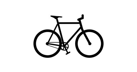 Bicycle Clipart Vector bike vector 1 an images hub