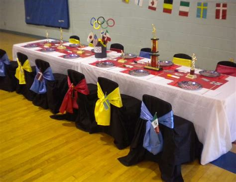 Olympic Decorations by Olympics Birthday Quot Olympics Quot Catch