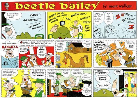 beetle bailey brian walker beetle bailey page 4