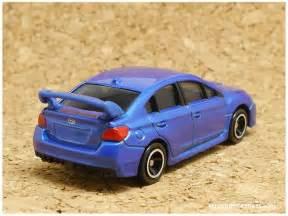 Tomica Subaru Wrx
