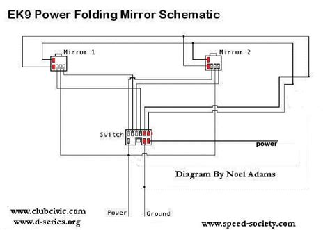 help with pf mirror diagrams honda tech honda forum