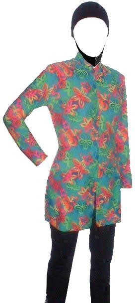 Baju Renang Muslimah Samira indoshop baju renang muslimah muslimah swimsuit swimwear samira