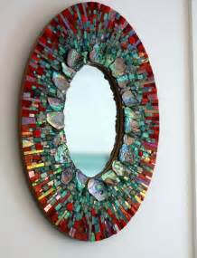 ideas mosaic wall: custom mosaics mirror by ariel shoemaker hecho con las manos pint