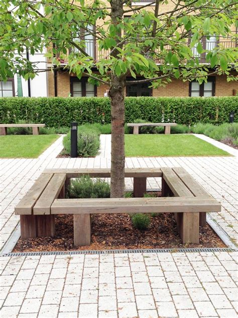 Landscape Timber Outdoor Furniture 1000 Ideas About Tree Seat On Tree Bench