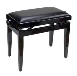adjustable piano bench review ap deluxe adjustable height piano bench reverb