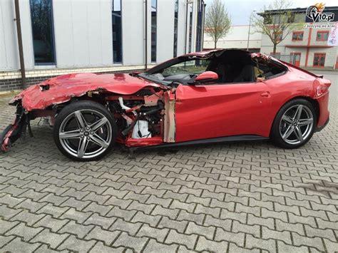 Preis Ferrari F12 by Ferrari F12 Berlinetta Crash 10