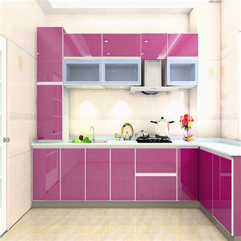 wallpaper kitchen cabinets acquista all ingrosso carta da parati mobili da