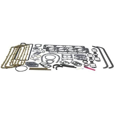 Cadillac Gasket by Best Gasket Rs578g 1956 1962 365 390 Cadillac Gasket Set