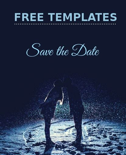 free save the date photo templates 5 save the date card editable templates for free