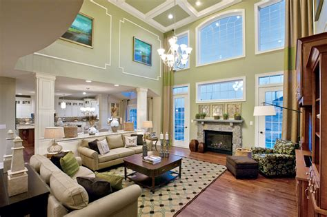 toll brothers model home interior design with nice kitchen delaware homes for sale new luxury home communities