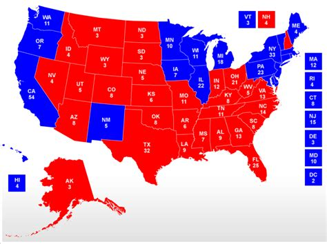 2012 us election electoral map the electoral map now looks even worse for