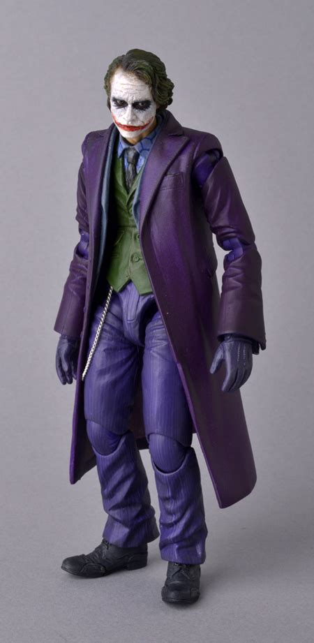 Medicom Mafex Joker Figure medicom reveals mafex joker from the the toyark news
