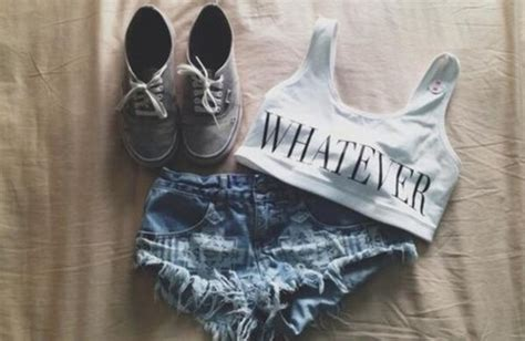 Shoe Or Pant Shoes Or Whatever by Shoes Gray Shorts Whatever Shirt Tank