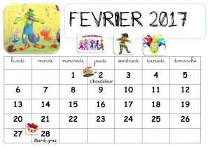 calendrier 2016 2017 la classe de corinne
