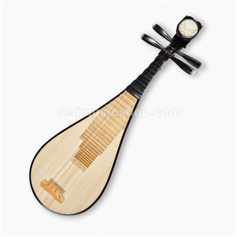 chinese instruments coloring pages instrument pipa colouring pages