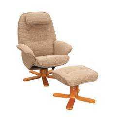 relaxateeze avanti mocca fabric swivel recliner
