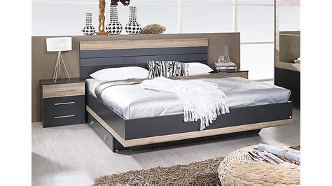 schlafzimmer hell schlafzimmer set tarragona grau metallic eiche sanremo hell