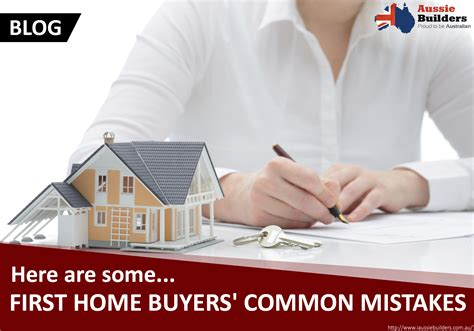 Time Home Buyer Common Questions The by Some Of The Common Mistakes Of A Time Homebuyer