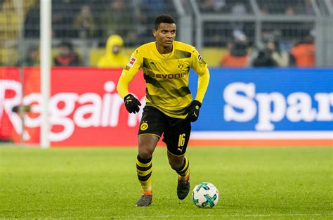 manuel akanji showed great promise on his borussia