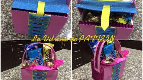 como hacer dulceros de soy luna soy luna dulcero f 225 cil dos modelos easy birthday bag im