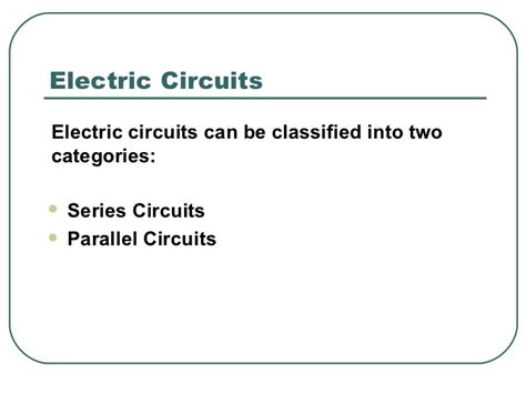 parallel circuits ppt parallel circuits ppt 28 images ppt series and parallel circuits kirchoff s voltage and