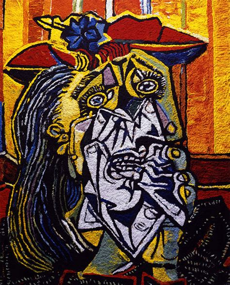 picasso paintings weeping the weeping brightedge s weblog