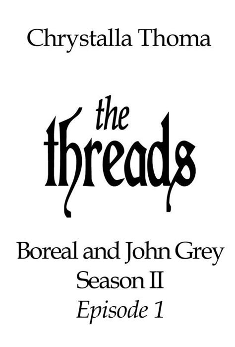 READ FREE Boreal and John Grey Season 2 online book in