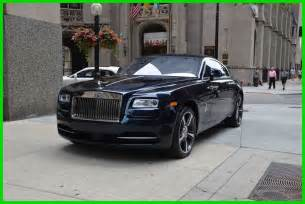 Rolls Royce Two Door Rolls Royce Wraith Base Coupe 2 Door 238 900 00 Picclick