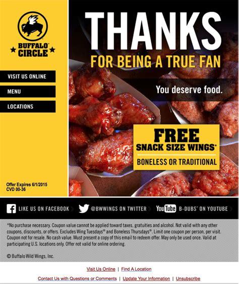 Buffalo Wild Wings Gift Card Deals - buffalo wild wings mystery gift card buyvia