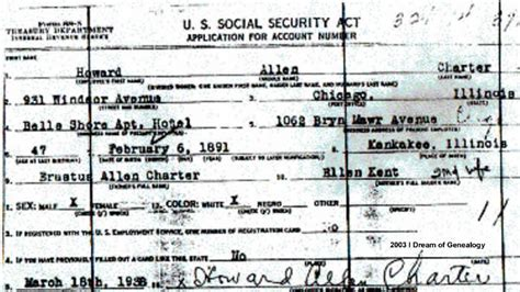 Kankakee Social Security Office by I Of Genealogy Free Databases Social Security
