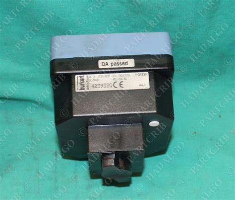 Display Burkert Flow Transmitter Type 8035 burkert se35 8035 easy flow coil induction transmitter 423932g new partcrib